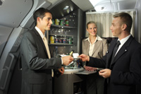 Bar der Affaires Business Class © Lindner für Air France