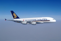 A380 von Singapore Airlines © Airbus
