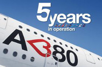 5 years in operation © Airbus