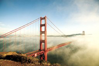San Francisco Golden Gate Bridge © California Travel & Tourism Commission